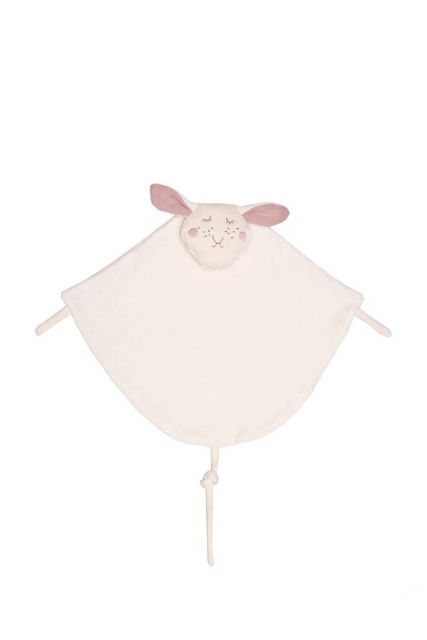 Sheep Organic Soft Toy Sleeping Toys Comforter